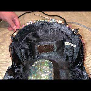 Pritzi Bags - Pritzi clutch/shoulder bag. Beaded detail.